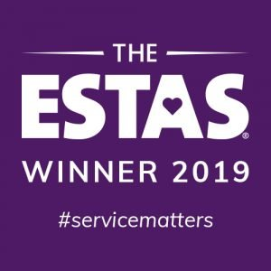 Platinum Properties wins 'Best in County' title at The ESTAS, the most prestigious Estate & Letting Agent awards in the UK